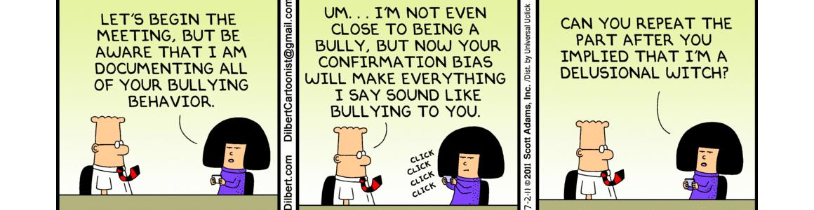 Battling the Bias